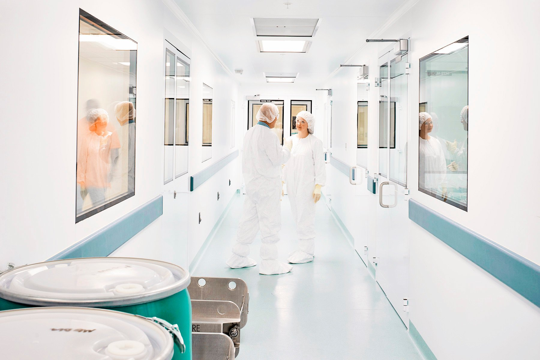 cGMP Manufacturing- Preclinical | Clinical | Commercial Supply