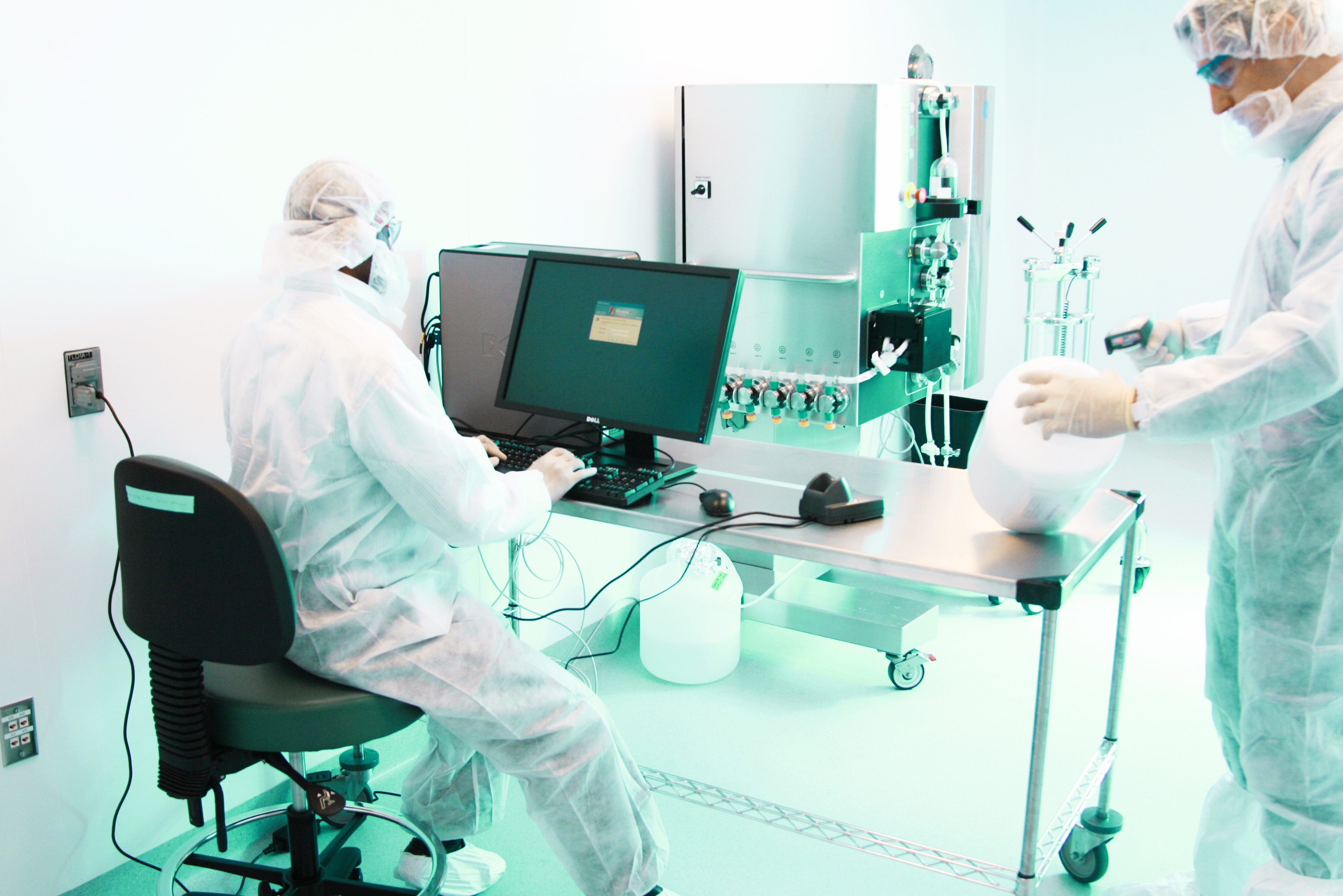 clinical manufacturing