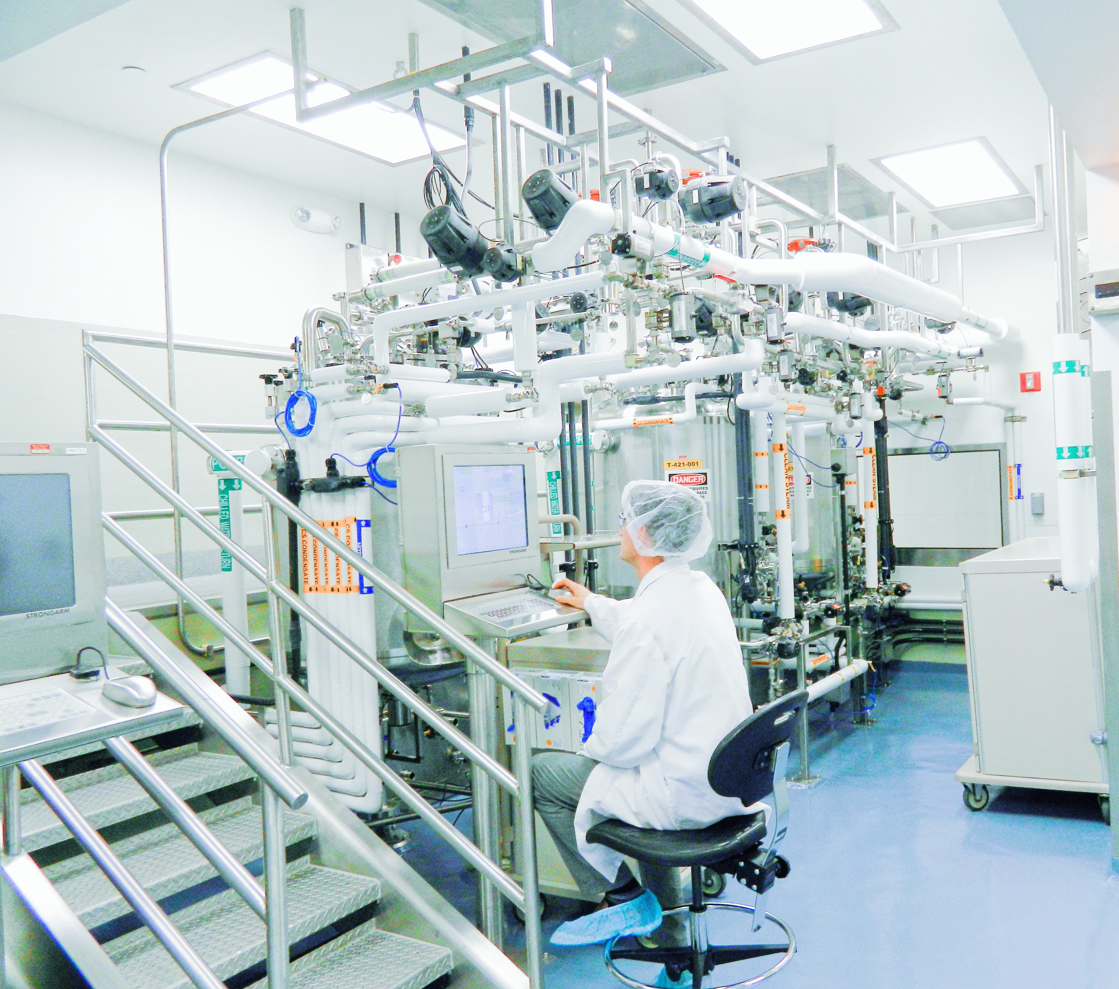 clinical microbial manufacturing KBI