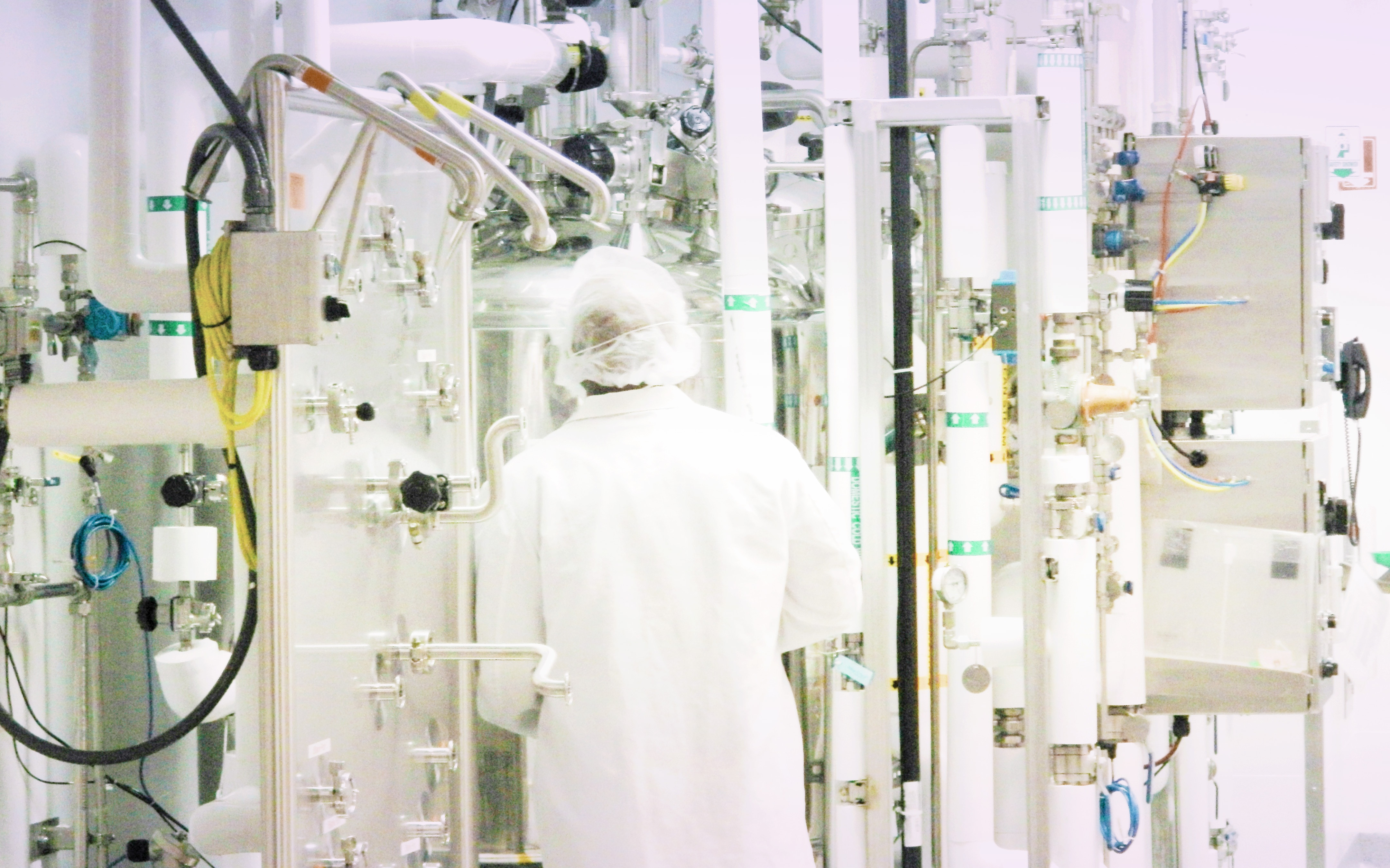 commercial microbial manufacturing
